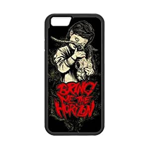 Fashion Bring Me to The Horizon Gel Rubber Phone Case Cover for iPhone 6 4.7inch hjbrhga1544