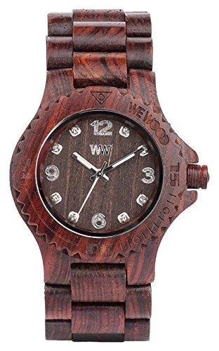 WeWOOD DENEBCHOCOLATE Deneb Chocolate Watch