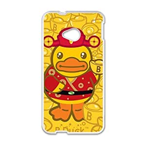 Happy Lovely Mammon B.Duck fashion cell phone case for HTC One M7
