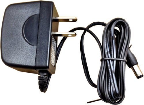 Aposonic A-XPWAD 500mA Power Adapter/Supply for Indoor/Outdoor Security CCTV Surveillance Camera