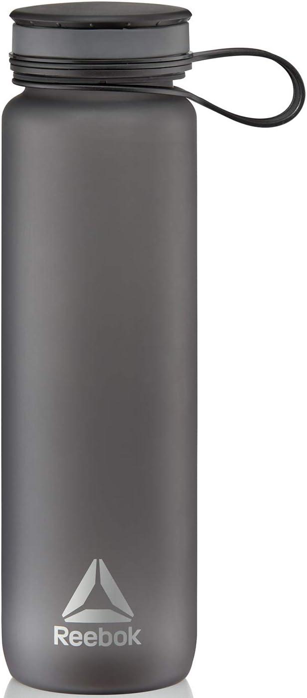 Reebok Botella de Agua - Gris, 1000 ml