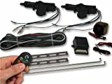 AutoLoc 140776 2-Door Lock Kit with Alarm
