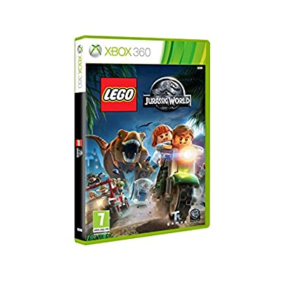 LEGO Jurassic World (Xbox 360): Video Games