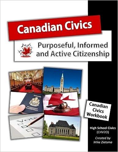 canadian civics workbook homeschool civics chv2o complete civics