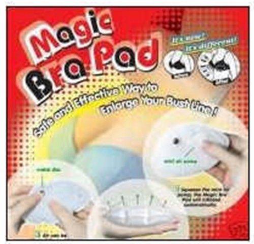 Nouvelle forme Push Up sein de la Magic Chest Pad Pour Bra Wonder