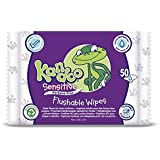 Pampers Kandoo Wipes Refill Sensitive 6 X 50 Wipes 300