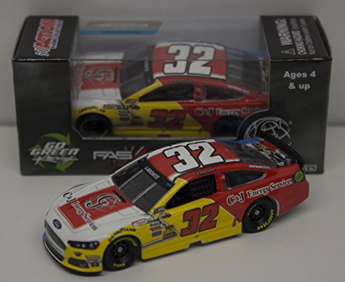 Terry Labonte 2014 C J Energy Services Last Ride 1 64 Nascar Diecast