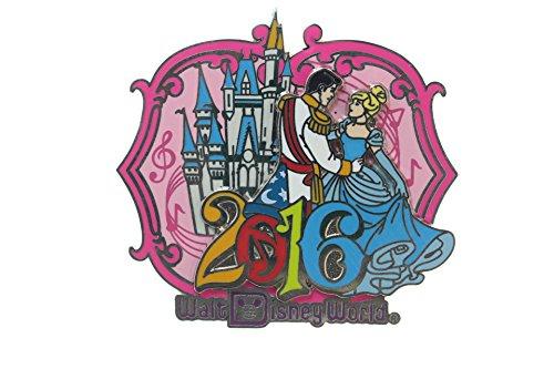 Disney Cinderella and Prince Charming 2016 Pin