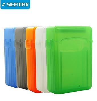 NoyoKere Caja Protectora de plástico de la Caja de Almacenamiento ...