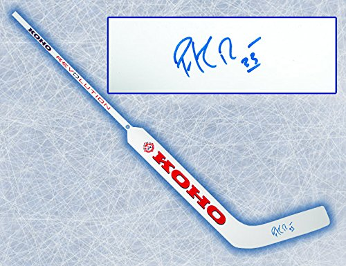[Patrick Roy Montreal Canadiens Autographed KOHO Revolution Goalie Stick] (Patrick Roy Autographed Hockey Stick)
