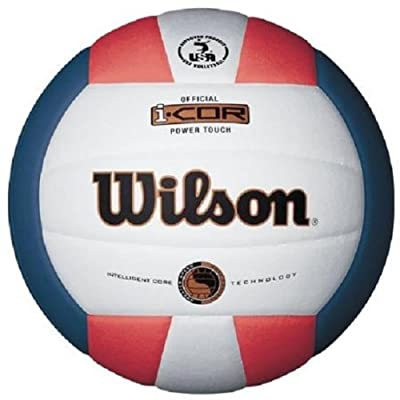 Wilson I COR Power Touch Indoor Volleyball from Wilson