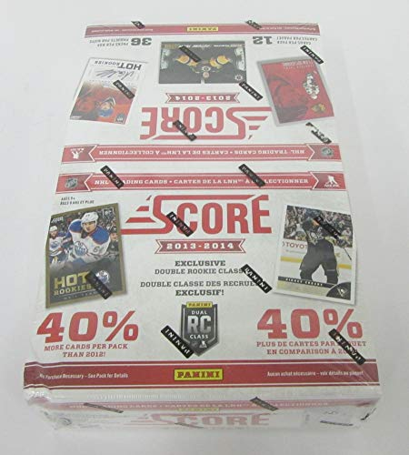 2013/14 Panini Score Hockey Box (Retail)