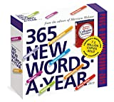 #9: 365 New Words-A-Year Page-A-Day Calendar 2019