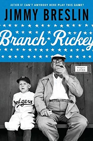 book cover of Branch Rickey