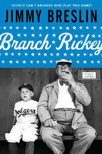 Branch Rickey (Penguin Lives)