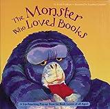 The Monster Who Loved Books, Keith Faulkner, 0439340993