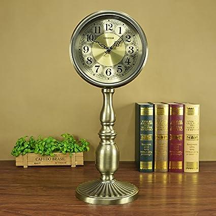 Aemember antiguos relojes antiguos Antique Salón en silencio el reloj reloj de sobremesa Reloj de sobremesa