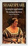 La Mégère apprivoisée par Shakespeare
