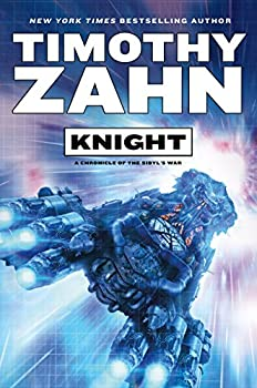 Knight by Timothy Zahn science fiction and fantasy book and audiobook reviews