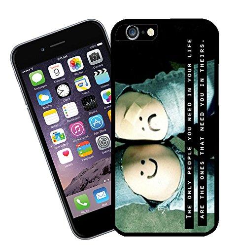 Citazioni e Inspirational parole 005 - questa copertura si adatta Apple modello iPhone 6s (6s non plus) - di idee regalo di Eclipse