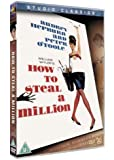 How To Steal A Million [DVD]