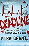 Front cover for the book Deadline by Mira Grant