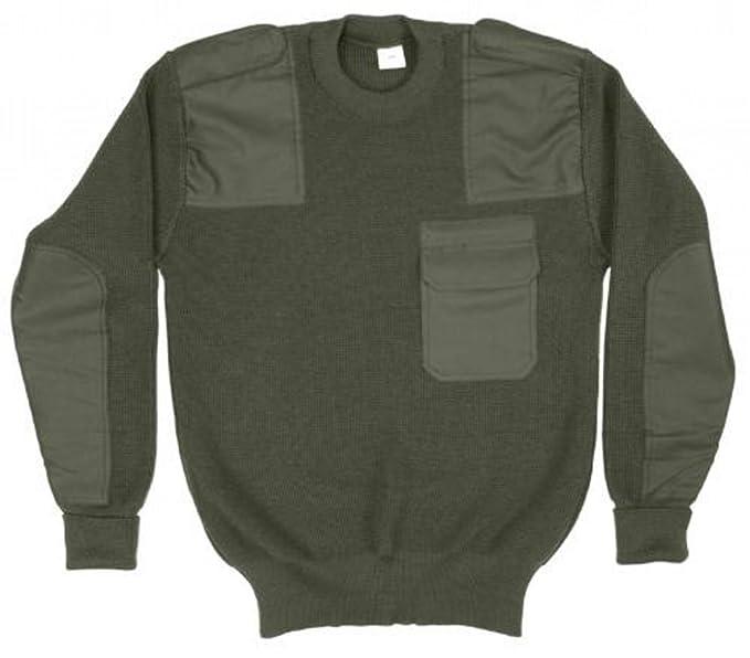 urbandreamz Original Bundeswehr Pullover Strickpullover BW