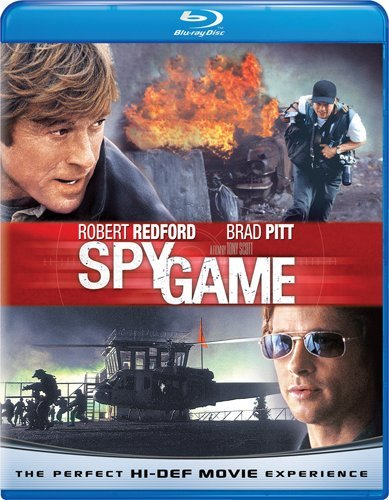 Spy Game 2001 BRRip 720p 950MB Dual Audio ( Hindi – English ) MKV