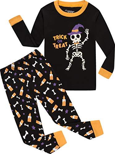 Pajamas for Boys Christmas Baby Dinosaur Clothes Kid Children Pants Set 4 Pieces Sleepwear