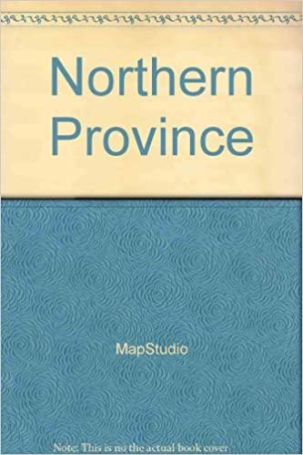 Buy Northern Province (Eazimap) Book Online at Low Prices in India