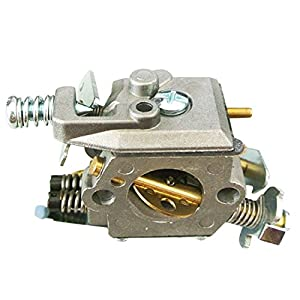 Fenteer Carburador para Husqvarna 51 55 - Motosierra Carburador ...