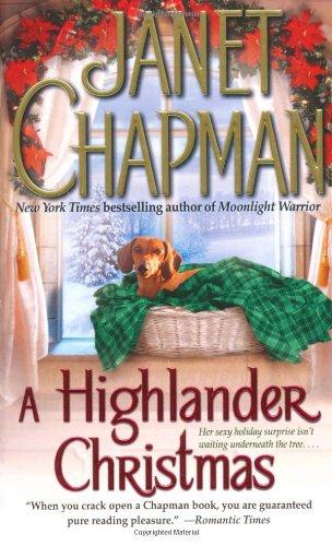 book cover of A Highlander Christmas