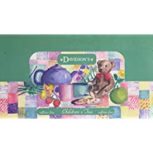 Davidson's Tea, Single Serve Childrens Tea, 100 Teabags
