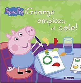 Descarga gratuita ¡george Empieza El Cole! PDF