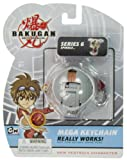 Spindle - Bakugan Mega Keychain Series #6