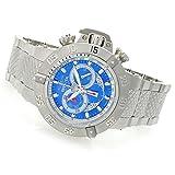 Invicta 50mm Subaqua Noma III Swiss Made Quartz Chronograph Stainless Steel Bracelet Watch (90123)