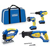 JLH WORKSHOP DELUXE POWER TOOL SET