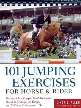 101 Jumping Exercises for Horse & Rider (Read & Ride) (English Edition) por [Allen, Linda, Dennis, Dianna Robin]
