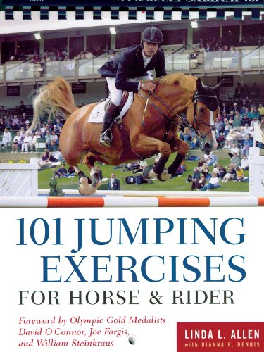101 Jumping Exercises for Horse & Rider (Read & - Linda Storey