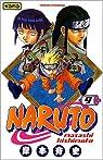 Naruto, tome 9 : Neji et Hinata par Kishimoto