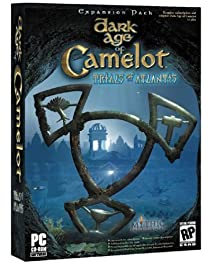 Dark Age of Camelot: Trials of Atlantis Expansion Pack - PC