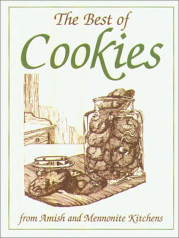 Mini Cookbook Collection--Best of Cookies (Miniature Cookbook Collection)