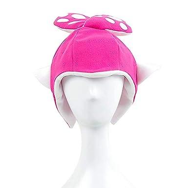 Amazon.com  Squid Octoling Halloween Headwear Balaclava Funny Hats ... 47ad5b5fc7a