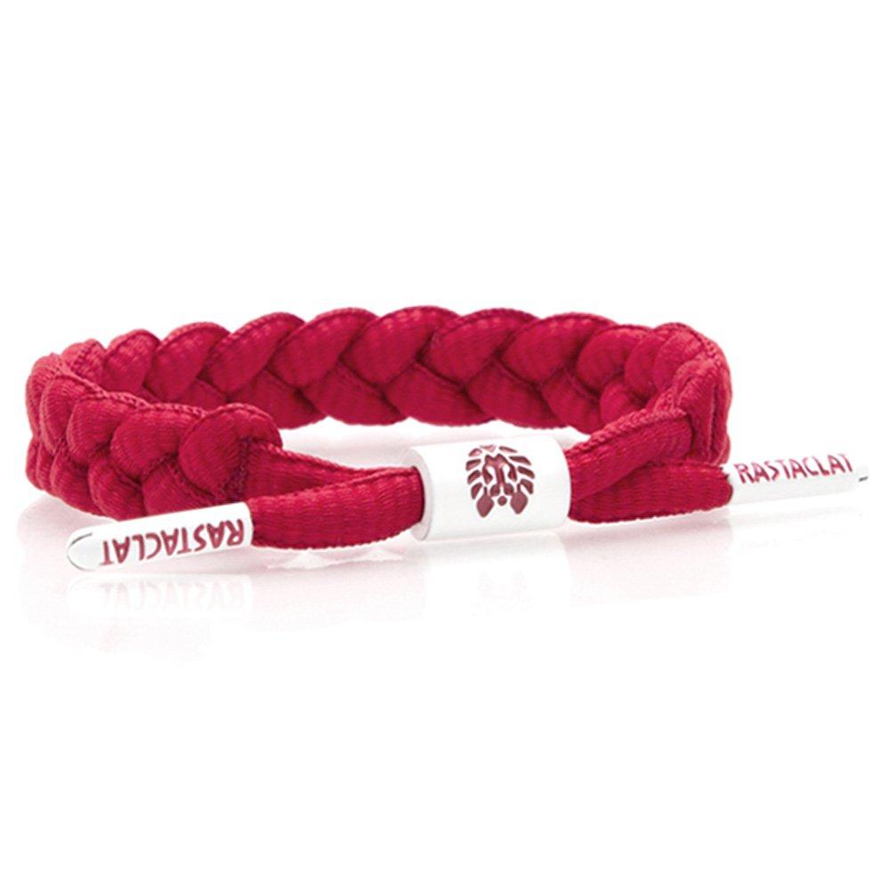 Rastaclat Fire Red Classic Shoelace Bracelet
