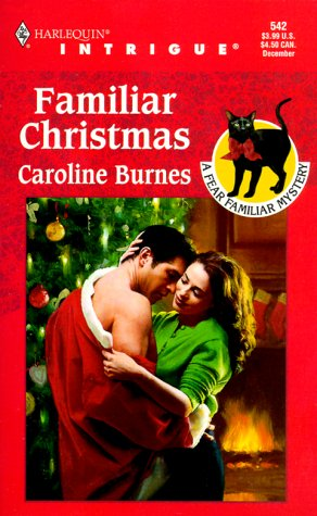 book cover of Familiar Christmas