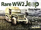 Rare WW2 Jeep Photo Archive, 1940-1945
