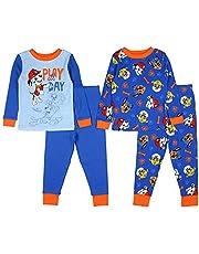 Komar Kids Baby Boy's Paw Patrol Four-Piece Cotton (Toddler)