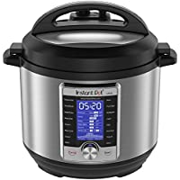Instant Pot Ultra 6 Qt 10-in-1 Multi- Use Programmable...