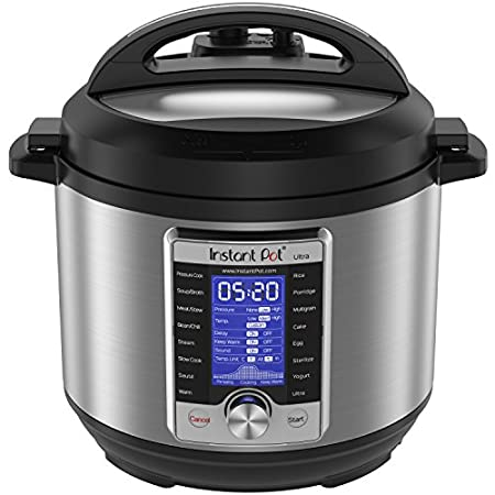 Instant Pot Ultra Electric Pressure Cooker