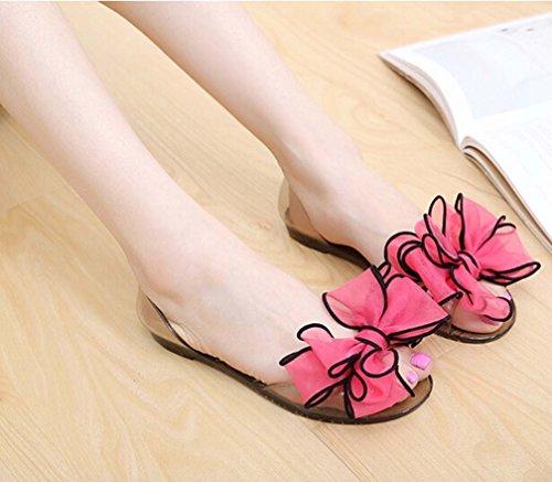 Sandales Mineroad Femme Sandales Mineroad Pour Pour Femme Rose Rose B46gwXq